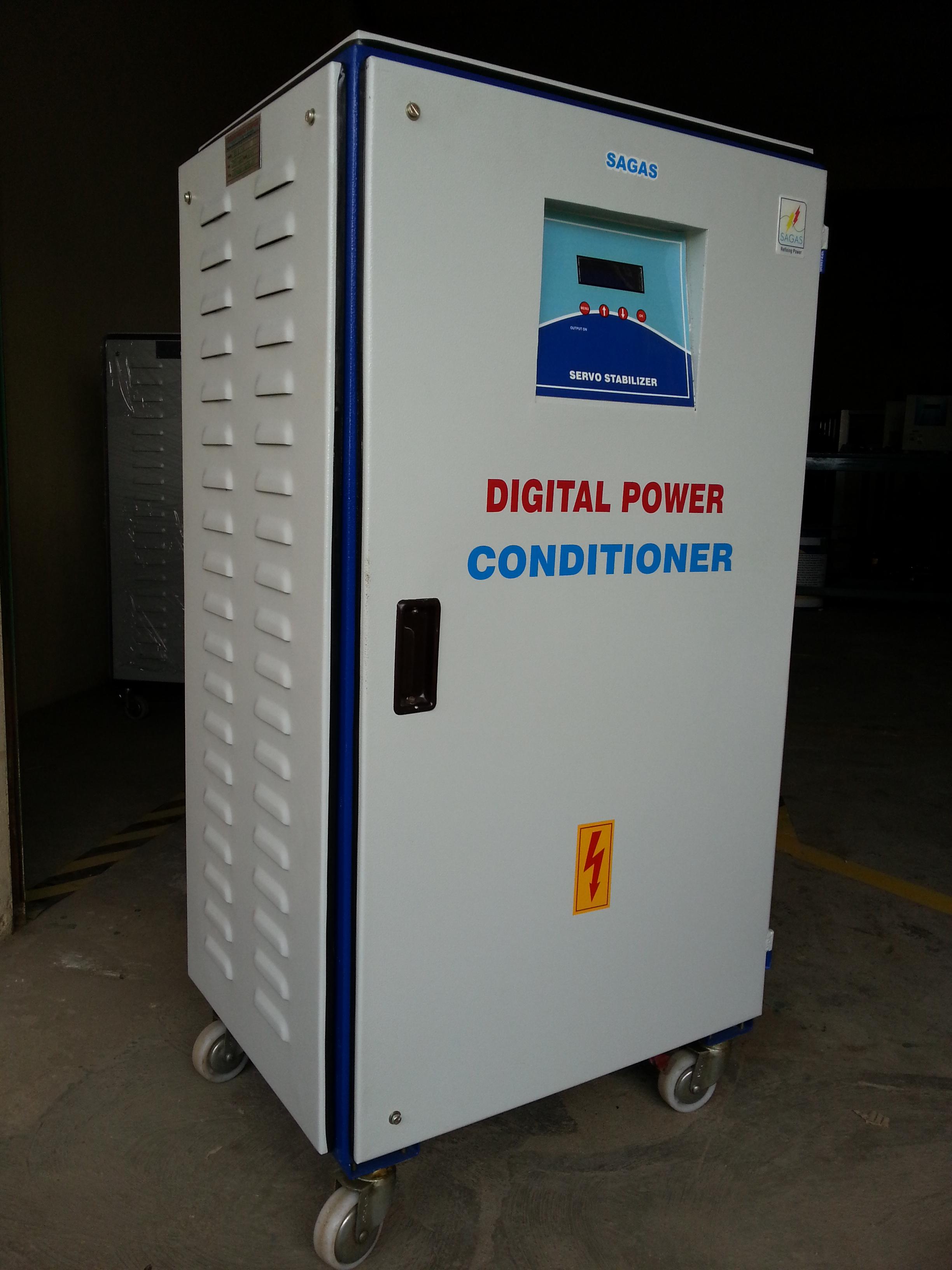 sagas power system